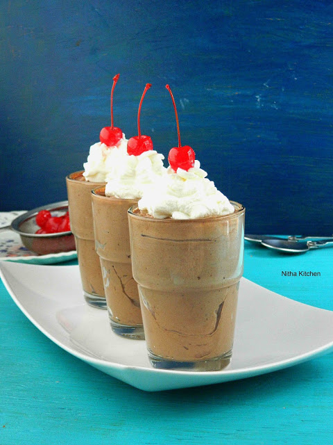 EGG FREE AND GELATIN FREE EASY CHOCOLATE MOUSSE RECIPE   400TH POST