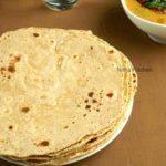 How to make Soft Diet Chapati | Zero Oil and Vegan Recipe