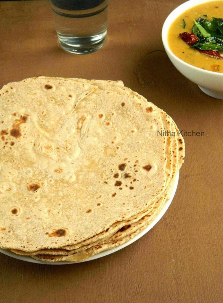 HOW TO MAKE SOFT DIET CHAPATI | ZERO OIL AND VEGAN RECIPE