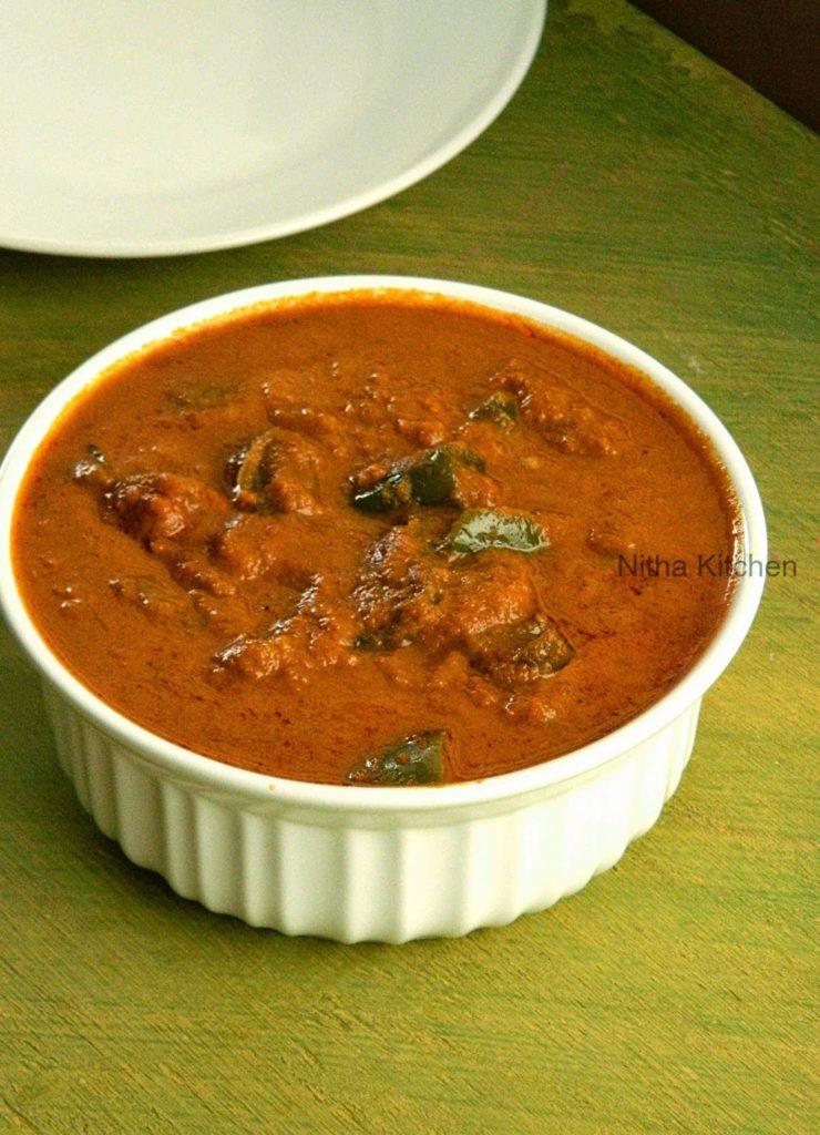 Capsicum Curry0 L