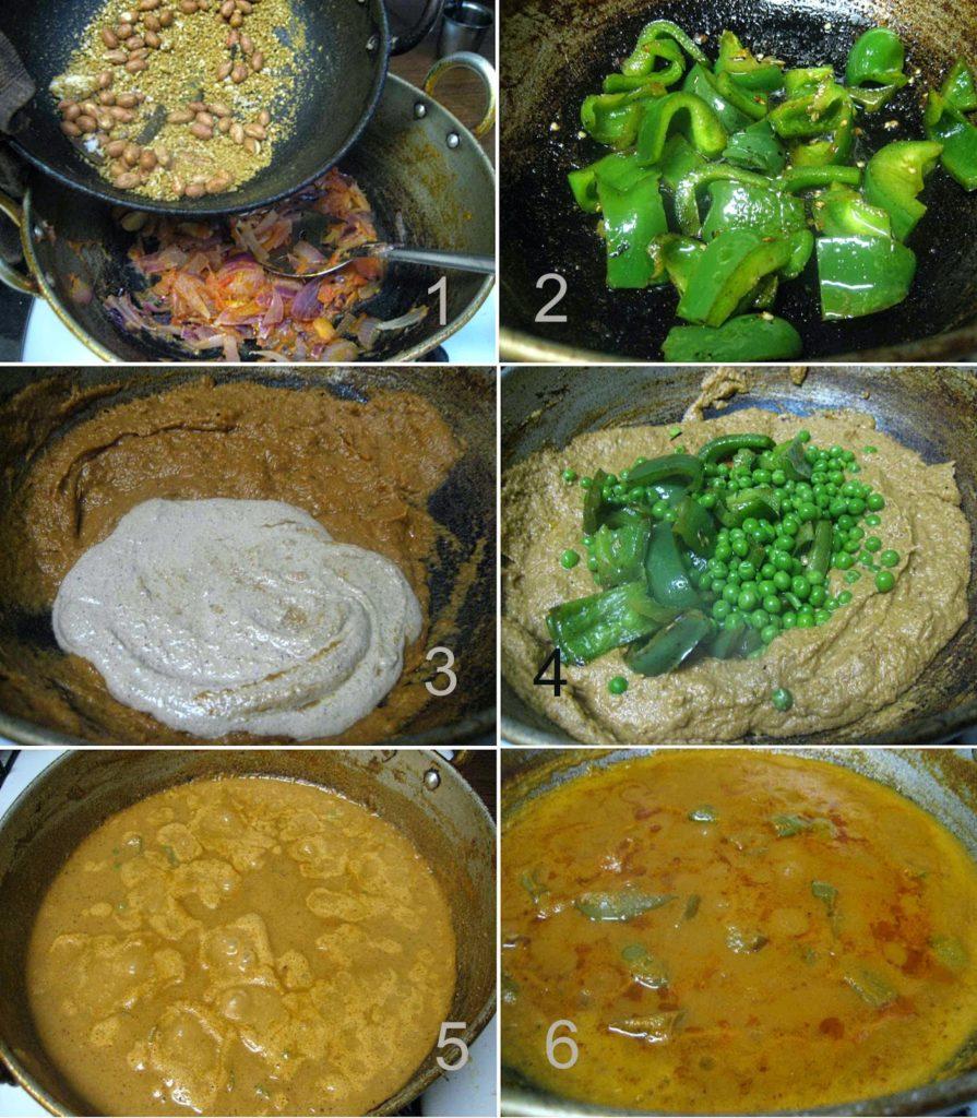 Capsicum Curry1 L