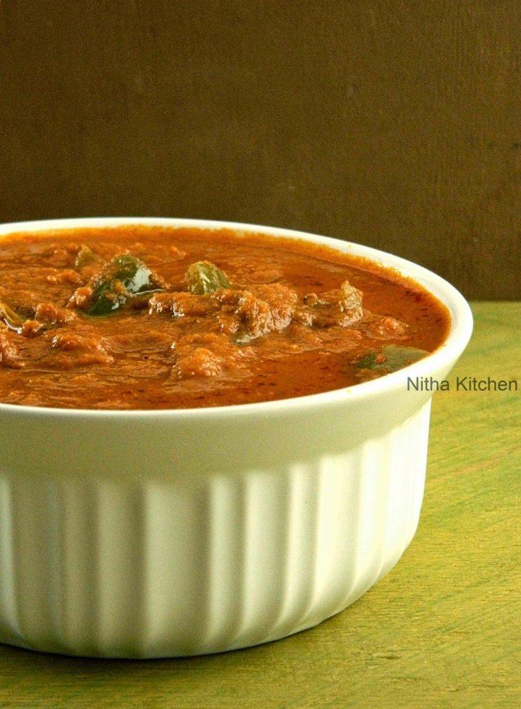 Capsicum Curry2 L