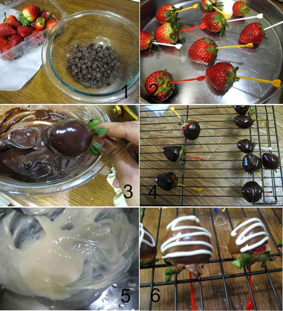 Strawberry Chocolate2 L