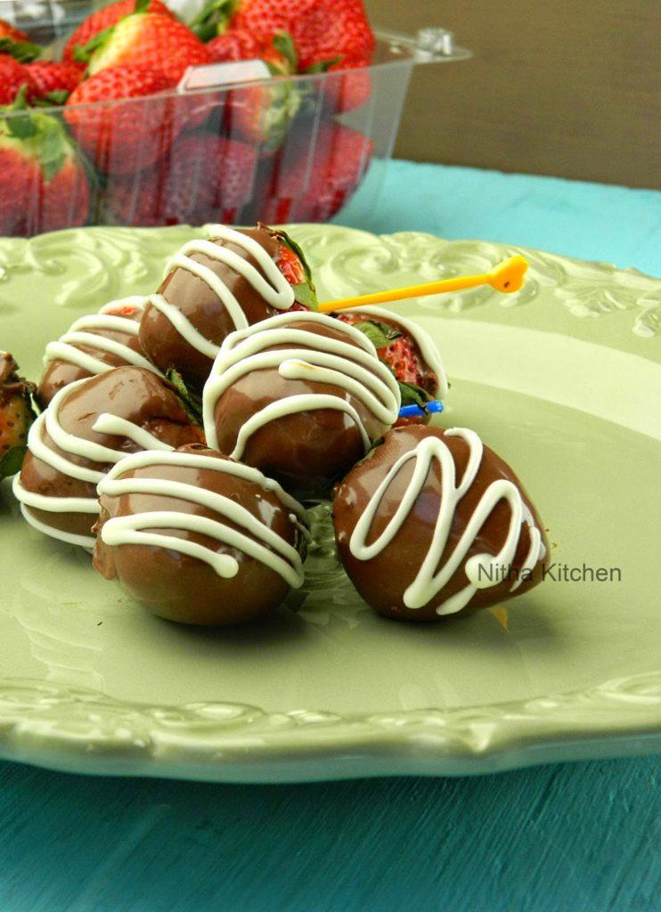 Strawberry Chocolate L