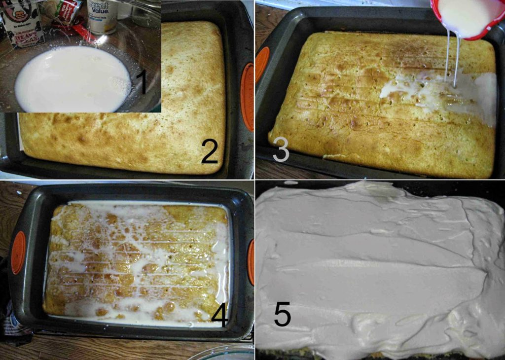 Tres Leches Cake Recipe Indian
