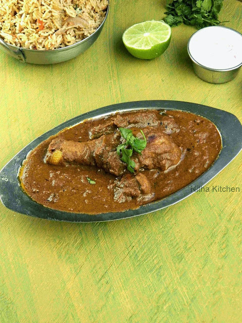 Andhra Chicken Curry0 L
