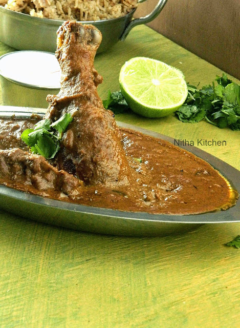 Andhra Chicken Curry2 L