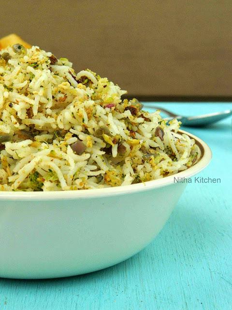 Broccoli Rice0 L