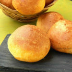 Italian Dinner Rolls | Garlic Flavored Soft Buns | Cheese Buns