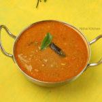 Plain Salna | Parotta Chalna | Peas Kurma For Chapati/Roti/Parotta