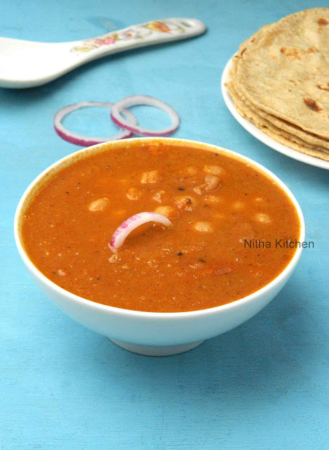 Punjabi Chole Masala | Chana Masala Recipe