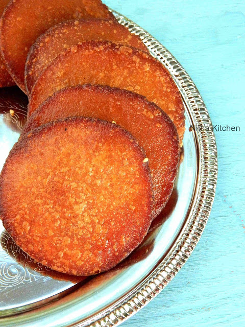 Authentic Adhirasam Using Brown Sugar | Athirasam Recipe with Video!