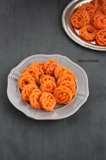 Mini Soft Urad dal Jhangri | Jangiri Recipe With Video Version II