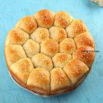 Eggless Honeycomb Buns | Beehive Bread | Khaliat al Nahal Recipe from Scratch