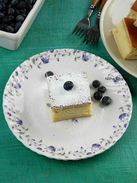 Hot Milk Cake New4 L