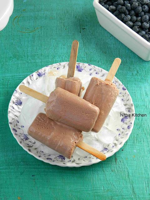 Nutella Popsicles L
