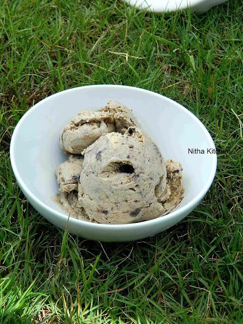 Oreo icecream L