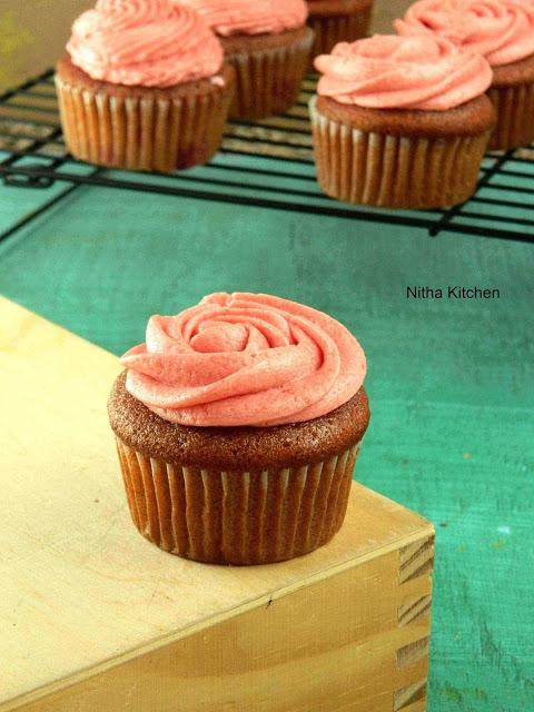 Strawberry Cupcake L