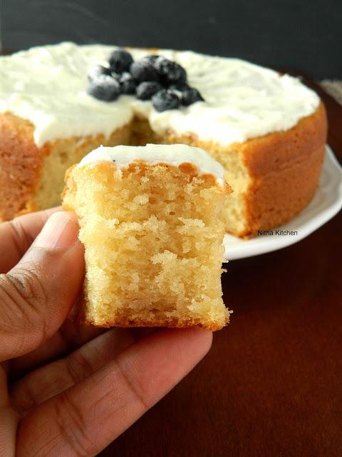 Almond Cake0 L
