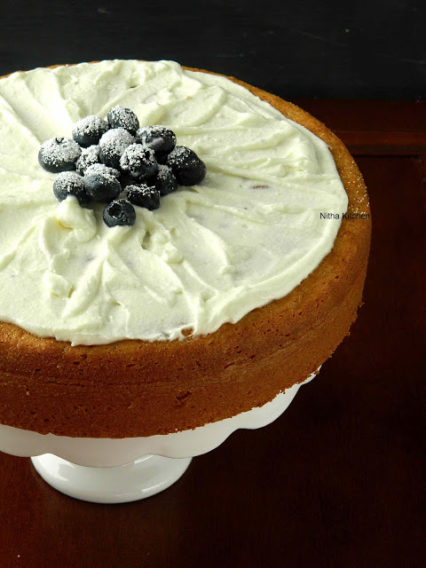Almond Cake3 L