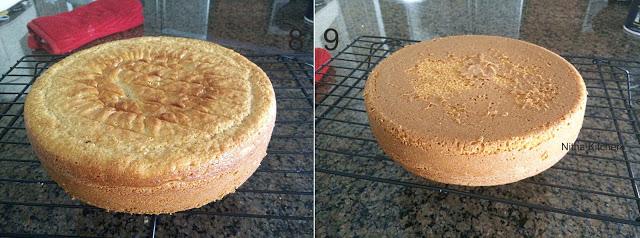 Almond Cake5 L