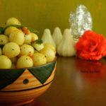Ammini Kaara Kozhukattai   Seasoned Mini Rice Balls Recipe