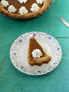 Traditional Pumpkin Pie with homemade pie crust | All from scratch recipe