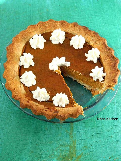 Pumpkin pie3 L