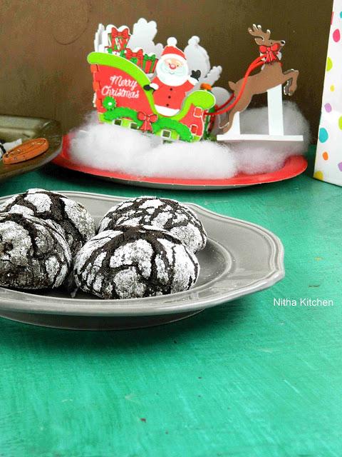 Crinkle Cookies 2 L