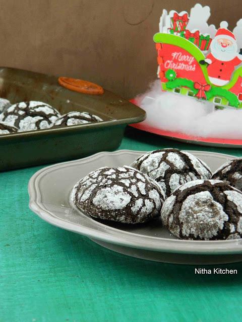 Crinkle Cookies 3 L