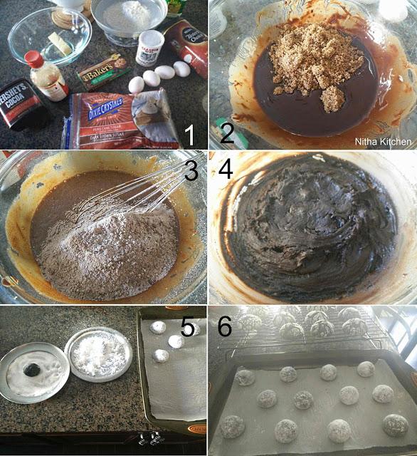 Crinkle Cookies 4 L