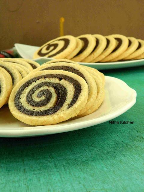 Pinwheel cookies0 L