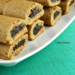 Homemade Wheat Fig Bar Recipe with Homemade Fig Puree