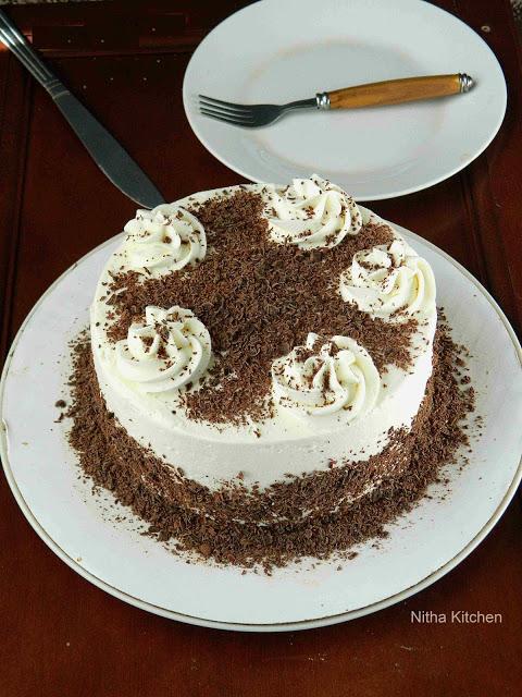 Tiramisu Sponge Cake L