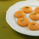 Malai Peda Recipe Using Ricotta Cheese | Holi Special