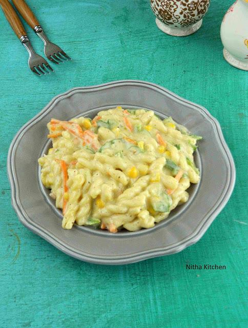 Pasta White Sauce1 L