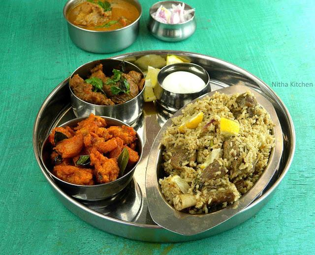 Thalapakattu Mutton Biryani Thalapakatti Biriyani