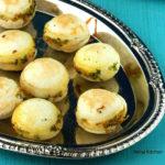 Veggies Stuffed Kuzhi Paniyaram | Mixed Veg Sandwiched Appe