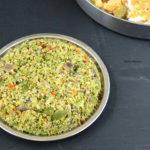 Broccoli Bhurji Recipe