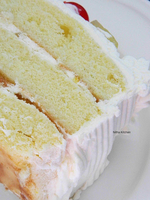 pineapple cake10 L