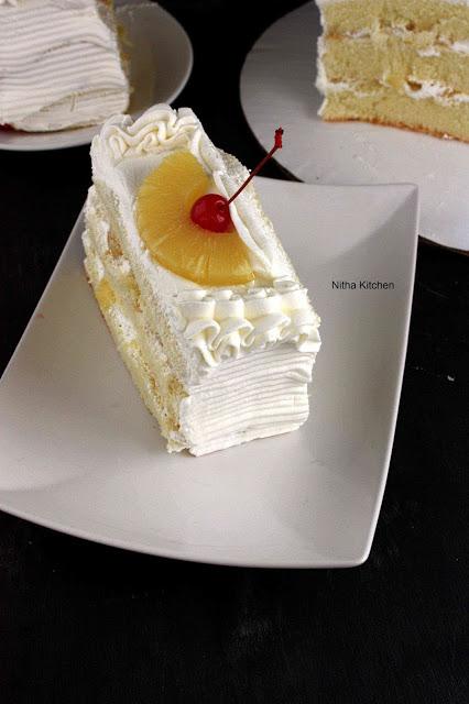 pineapple cake3 L
