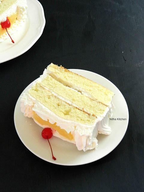 pineapple cake8 L