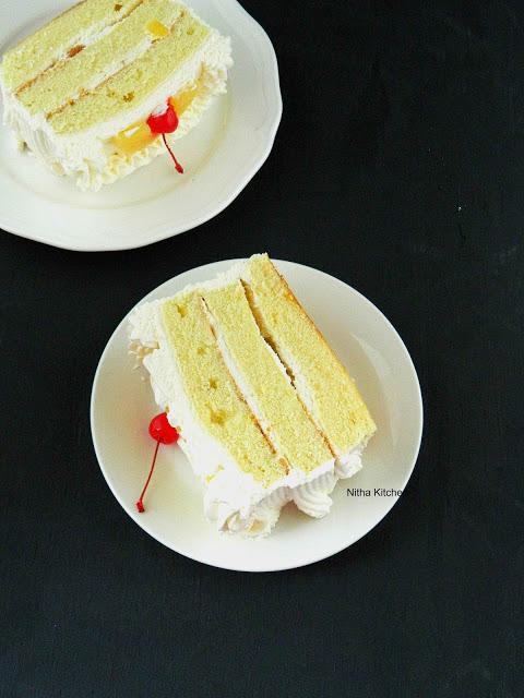 pineapple cake9 L
