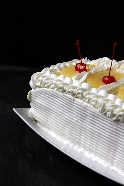 pineapple cake L