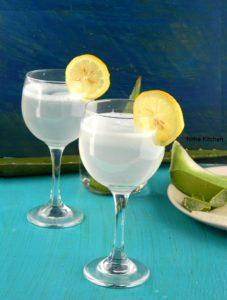 Aloe Vera Detox Recipe | How to Clean and Store Aloe Vera Gel