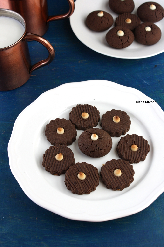 Ragi Cookies Recipe From Scratch