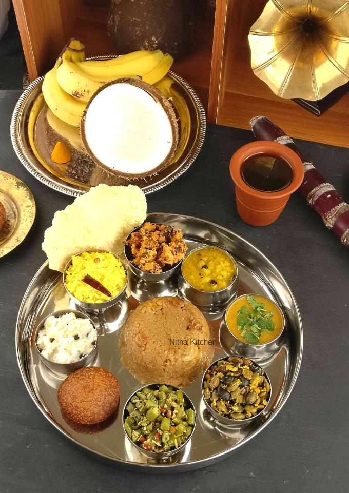 sakkarai pongal , pongal , traditional pongal in pongal pot, venkala pongal panai pongal, inippu pongal recipe, palm jaggery pongal, chakkarai pongal, sarkarai pongal images, nitha kitchen lunch menu