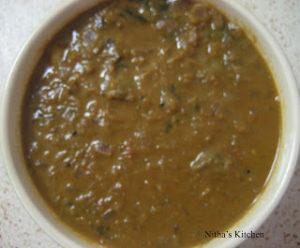 Spicy Fish Gravy