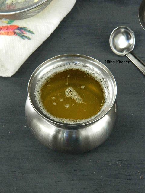 homemade ghee video recipe
