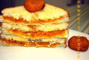 Pumpkin Halwa | Pumpkin Honey Sandwich Filling | Spread